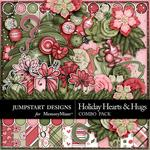Holiday Hearts and Hugs Combo Pack-$4.99 (Jumpstart Designs)