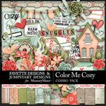 Color Me Cozy FDJSD Combo Pack-$7.99 (Fayette Designs)