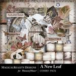 A New Leaf Combo Pack-$4.49 (MagicalReality Designs)