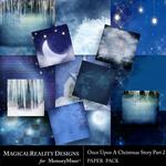 Upon a Christmas 2 Paper Pack 2-$3.99 (MagicalReality Designs)