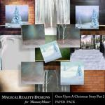 Upon a Christmas 2 Paper Pack 1-$3.99 (MagicalReality Designs)