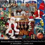 Upon a Christmas 2 Combo Pack-$6.99 (MagicalReality Designs)