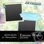 Extreme Winter QuickMix-$7.00 (Bevin Dunn)