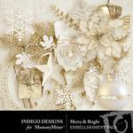 Merry and Bright ID Embellishment Pack-$2.99 (Indigo Designs)
