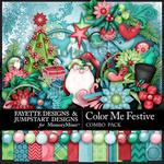 Color Me Festive FDJSD Combo Pack-$4.99 (Fayette Designs)