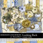 Looking Back Combo Pack-$4.99 (Laura Burger)