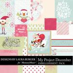 My Project December Pocket Pieces-$2.49 (Laura Burger)
