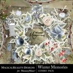 Winter Memories MR Combo Pack-$5.99 (MagicalReality Designs)