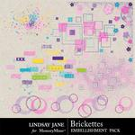 Brickettes Scatterz Pack-$1.99 (Lindsay Jane)