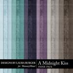 A Midnight Kiss Solid Paper Pack-$3.49 (Laura Burger)