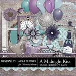 A Midnight Kiss Embellishment Pack-$2.49 (Laura Burger)