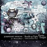 Bundle Up Tight Add On Embellishment Pack-$3.99 (Jumpstart Designs)