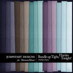 Bundle Up Tight Plain Paper Pack-$2.99 (Jumpstart Designs)