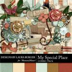 My Special Place Combo Pack-$4.99 (Laura Burger)