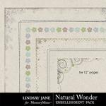 Natural Wonder Edge Pack-$1.99 (Lindsay Jane)