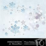 Winter Holidays Scatters Pack-$1.99 (Indigo Designs)