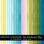 No Ordinary Day Solids Pack-$3.49 (Laura Burger)