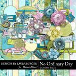 No Ordinary Day Combo Pack-$4.99 (Laura Burger)