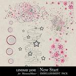New Start Scatterz Pack-$1.99 (Lindsay Jane)