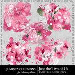 Just the Two of Us Accents Pack-$2.49 (Jumpstart Designs)