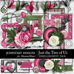 Just the Two of Us Spare Parts Pack-$3.99 (Jumpstart Designs)