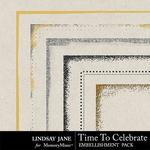 Time to Celebrate LJ Edges Pack-$1.99 (Lindsay Jane)