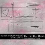 The Tie That Binds Stitches Pack-$2.49 (Laura Burger)