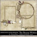 The Beauty Within Clusters Pack-$2.49 (Laura Burger)
