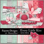 Every Little Kiss Mini Pack-$2.99 (Fayette Designs)