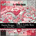 Every Little Kiss Combo Pack-$7.99 (Fayette Designs)