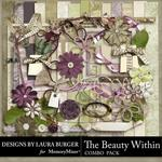 The Beauty Within Combo Pack-$4.99 (Laura Burger)