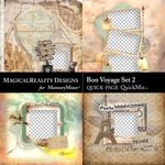 Bon Voyage QuickPage 2-$3.49 (MagicalReality Designs)