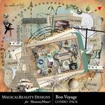 Bon Voyage Combo Pack-$5.99 (MagicalReality Designs)