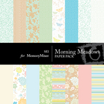 Morning Meadow Paper Pack-$3.50 (s.e.i)