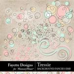 Tressie Background Fancies Pack-$2.99 (Fayette Designs)