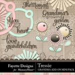 Tressie Grandma Add On Mini Pack-$3.49 (Fayette Designs)
