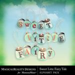 Sweet Little Fairytale Alphabet Pack-$3.49 (MagicalReality Designs)
