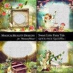 Sweet Little Fairytale QuickPages-$3.49 (MagicalReality Designs)
