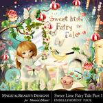 Sweet Little Fairytale Embellishment Pack 1-$4.49 (MagicalReality Designs)