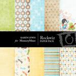 Rockwiz Paper Pack-$4.00 (Karen Lewis)
