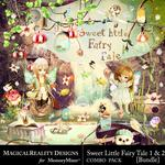 Sweet Little Fairytale Combo Pack Bundle-$8.99 (MagicalReality Designs)