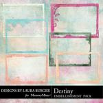 Destiny Frames Pack-$2.49 (Laura Burger)