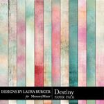 Destiny Blended Paper Pack-$3.49 (Laura Burger)