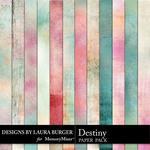 Destiny Blended Paper Pack-$3.49 (Laura Burger)