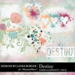 Destiny Gesso Scatters Pack-$2.49 (Laura Burger)