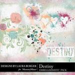 Destiny Gesso Scatters Pack-$2.49 (Laura Burger)