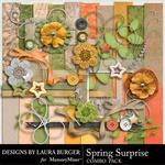 Spring Surprise Combo Pack-$4.99 (Laura Burger)