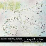 Tranquil Garden Bitz Pack-$2.49 (Laura Burger)