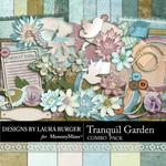 Tranquil Garden Combo Pack-$4.99 (Laura Burger)