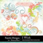 I Wish Background Fancies Pack-$1.99 (Fayette Designs)